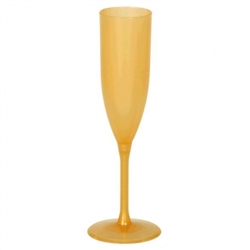 Gold Champagne Glass | Party Supplies