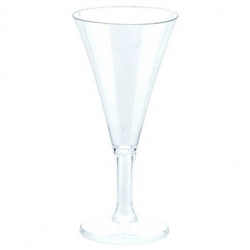 Mini Champagne Flutes | Party Supplies