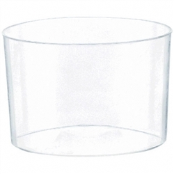 Mini Bowls - Clear | Party Supplies