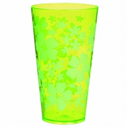 Hibiscus 20 oz., Tumblers | Summer Glasses