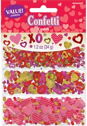 Valentine's Value Confetti | Party Supplies