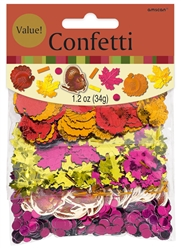 Thanksgiving Value Pack Confetti | Party Supplies