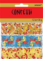 Chinese New Year Value Confetti Mix
