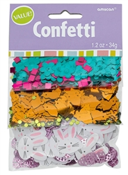 Easter Basic Confetti Mix | Party Supplies