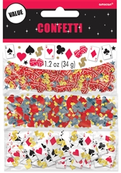 Place Your Bets Confetti | Party Supplies