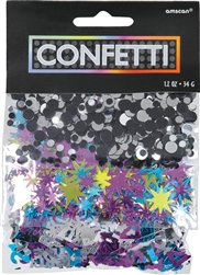21st Birthday Value Pack Confetti Mix | Party Supplies