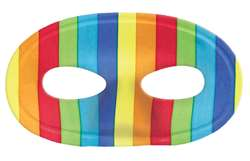 Rainbow Mask | Party Supplies