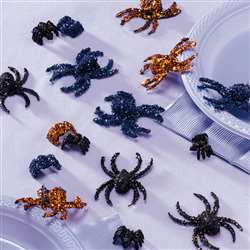 Creepy Critters Spider Table Sprinkles | Party Supplies