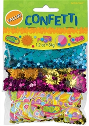 Fun In The Sun Value Pack Confetti | Party Supplies