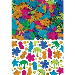 Tiki Mega Value Confetti | Party Supplies