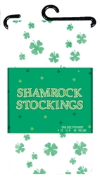 Shamrock Stockings | St. Patrick's Day Socks