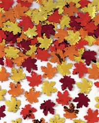 Maple Leaves Confetti | Party Supplies
