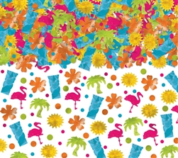 Tiki Mega Value Pack Confetti | Party Supplies
