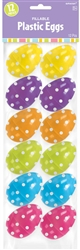 Small Polka Dot Eggs | Party Supplies