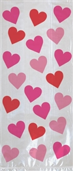 Key To Your Heart Large Party Bags | Valentines supplies