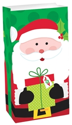 Santa Treat Sack | Party Supplies