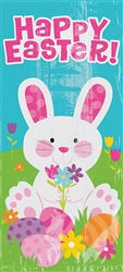 Bunny Large Bags | Party Supplies