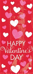 Happy Valentine's Day Large Party Bags | Valentines supplies