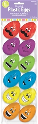 Small Funny Face Eggs | Party Supplies
