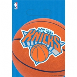 New York Knicks Loot Bag | Party Supplies