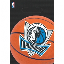 Dallas Mavericks Loot Bags | Party Supplies