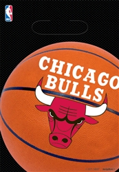 Chicago Bulls Loot Bags | Party Supplies