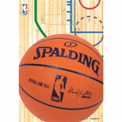 Spalding Basketball Loot Bags | Party Supplies