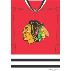 Chicago Blackhawks Loot Bags | Party Supplies