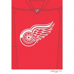 Detroit Red Wings Loot Bags | Party Supplies