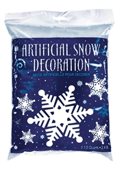 Snow Flurries Artificial Snow | Party Supplies