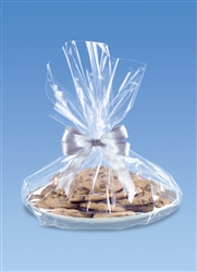 Cookie Tray Bags - Clear | Party Supplies