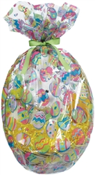 Painted Eggs Basket Bags | Party Supplies
