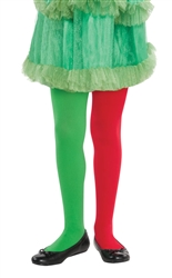 Child Elf Tights | Party Supplies