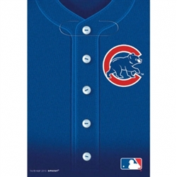 Chicago Cubs Loot Bags | Party Supplies