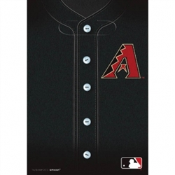 Arizona Diamondbacks Loot Bags | Party Supplies