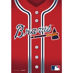 Atlanta Braves Loot Bags | Party Supplies