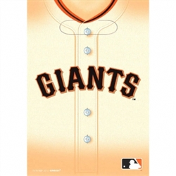 San Francisco Giants Loot Bags | Party Supplies