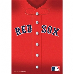 Boston Red Sox Loot Bags | Party Supplies