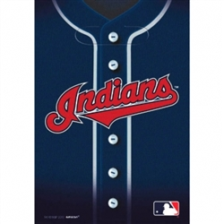 Cleveland Indians Loot Bags | Party Supplies