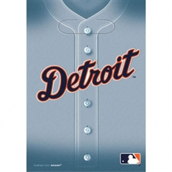 Detroit Tigers Loot Bags | Party Supplies
