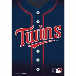 Minnesota Twins Loot Bags | Party Supplies