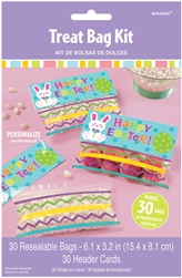 Easter Treat Bag Kit | Party Supplies