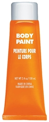 Orange Body Paint | party supplies