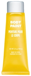 Yellow Body Paint | Party supplies