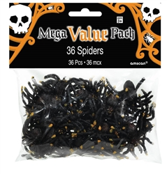 Spider Mega Value Pack