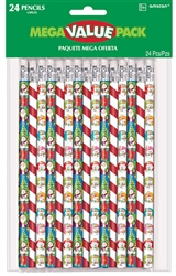 Christmas Pencil | Party Supplies