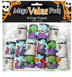 Monster Finger Puppet MVP Favors