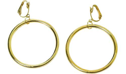 Pirate Hoop Earrings