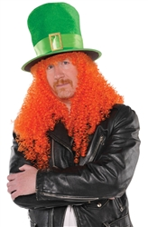 St. Patrick's Day Shamrock'n Wig | St. Patrick's Day Apparel