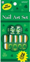 St. Patrick's Day Nail Art Set | St. Patrick's Day Nail Art Set